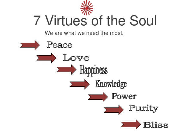 Virtues of Soul