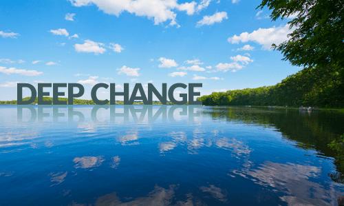 Deep Personal Change
