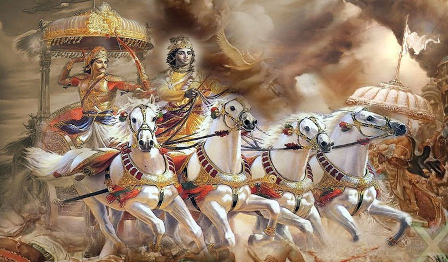 A War in GITA – Why?
