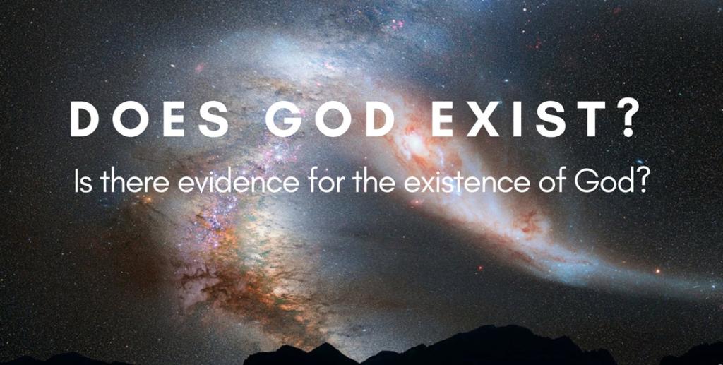 Evidence of God's existence